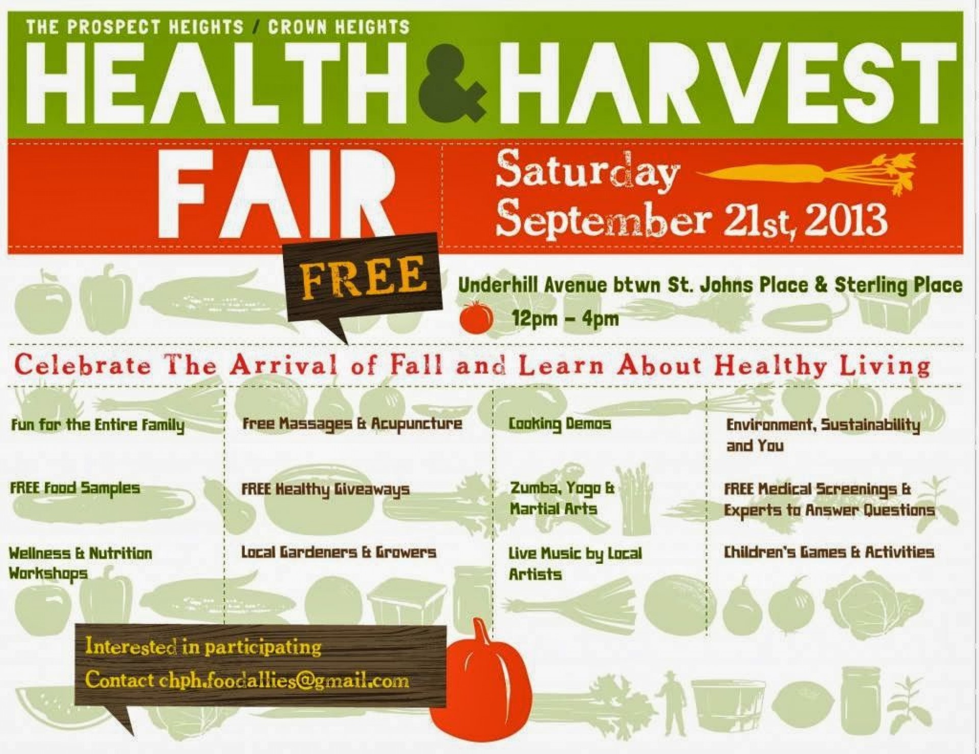 001 Stirring Health Fair Flyer Template Free Image  Download1920
