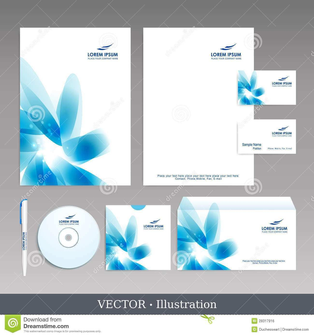 001 Stirring Id Card Template Free Download Photo  Design Photoshop Identity Student WordFull