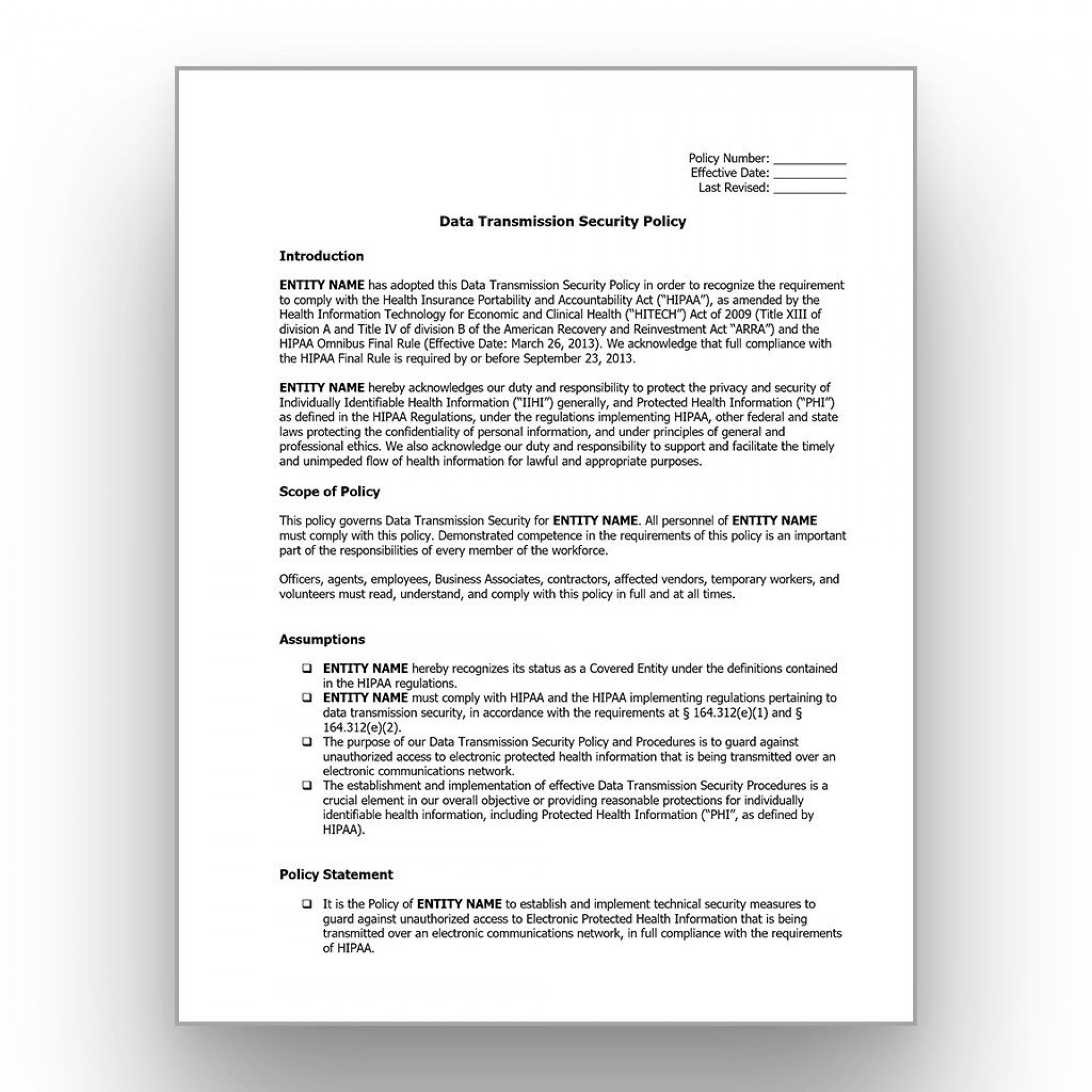 001 Stirring Information Security Policy Template Image  It Sample Pdf Uk Gdpr For Small Busines Australia1920
