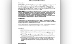 001 Stirring Information Security Policy Template Image  It Sample Pdf Uk Gdpr For Small Busines Australia