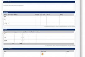 001 Stirring Onenote Project Management Template Free Photo  Download