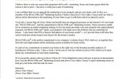 001 Stirring Real Estate Marketing Letter Template Design  Templates