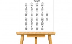 001 Stirring Wedding Seating Chart Template Concept  Templates Plan Excel Word Microsoft
