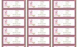 001 Striking Addres Label Template Free High Def  Cute Shipping Return Word