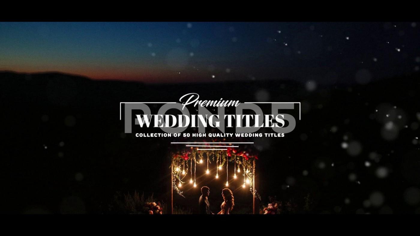 001 Striking After Effect Wedding Template High Definition  Free Download Cc Kickas Zip File1400
