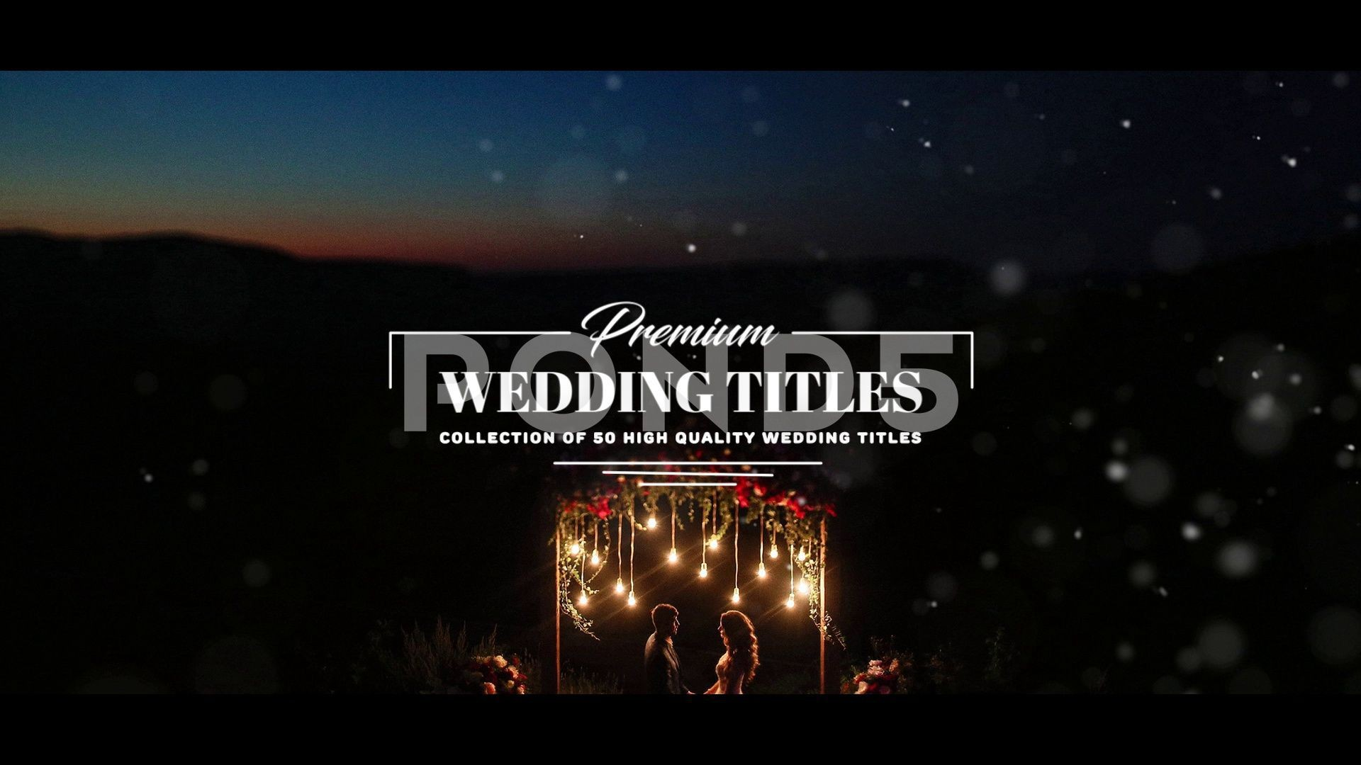 001 Striking After Effect Wedding Template High Definition  Templates Free Download Cc Invitation1920