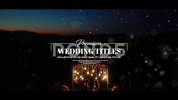 001 Striking After Effect Wedding Template High Definition  Free Download Cc Kickas Zip File728