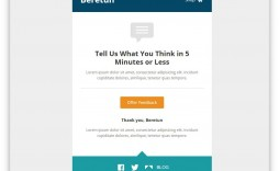 001 Striking Free Responsive Html Email Template Download Photo  Simple App-responsive-notification-email-html-template