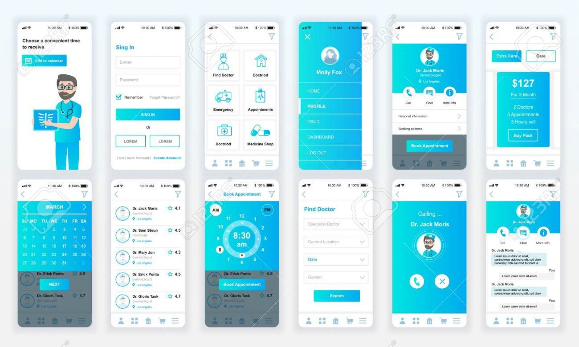 001 Striking Mobile App Design Template Example  Templates Ui Free Online Android Psd1920