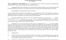 001 Striking Property Management Contract Sample Inspiration  Philippine Agreement Template Pdf Commercial