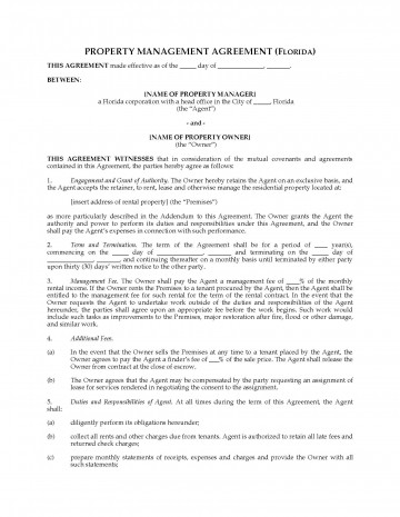 001 Striking Property Management Contract Sample Inspiration  Agreement Template Pdf Company Free Uk360