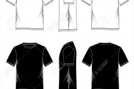 001 Striking T Shirt Template Vector Image  Illustrator Design Free Download Ai