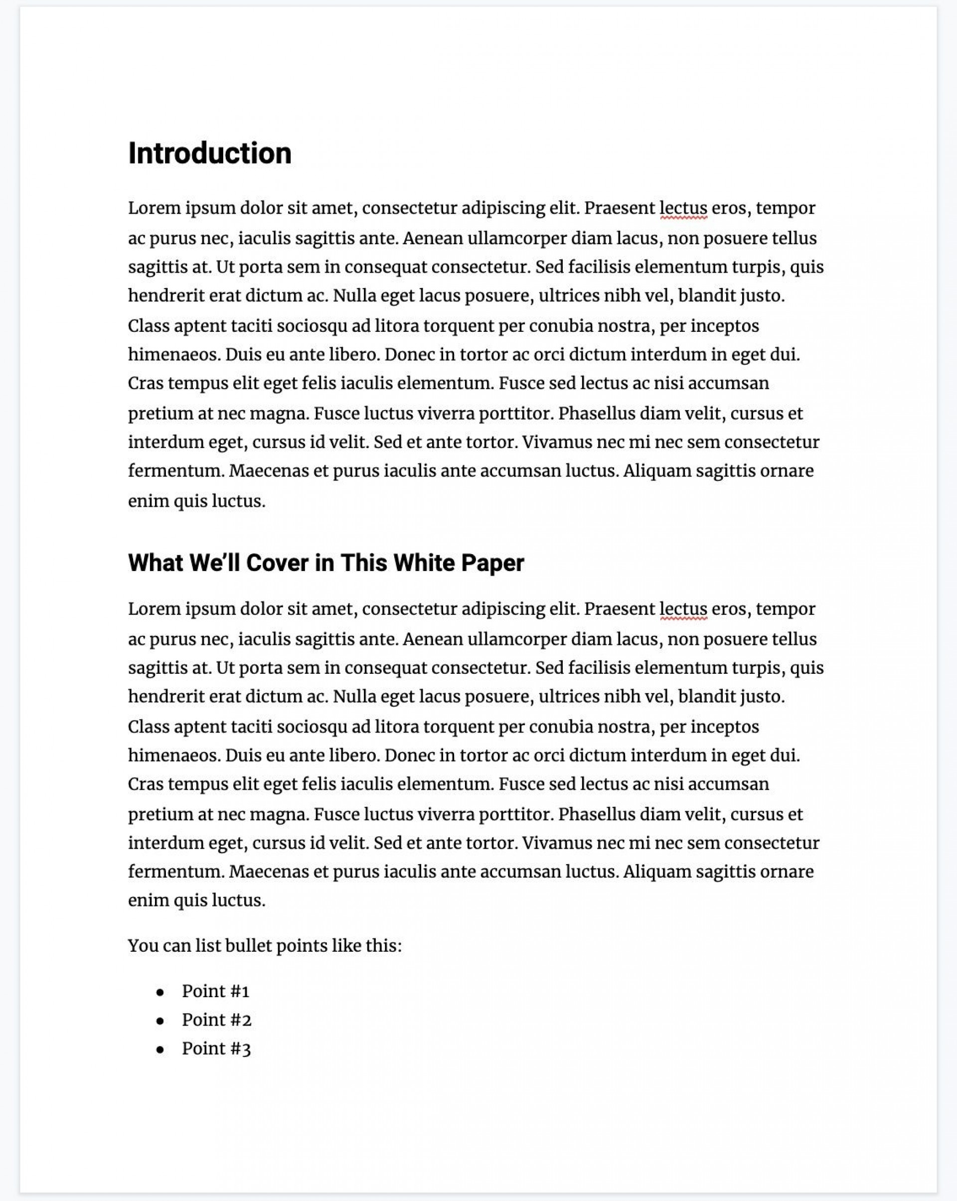 001 Striking White Paper Outline Template Highest Quality  Free1920