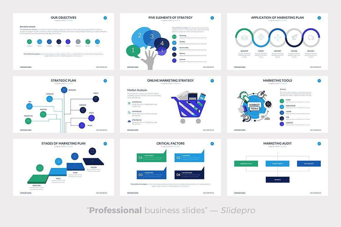 001 Stunning Free Digital Marketing Plan Template Ppt Highest Quality Full