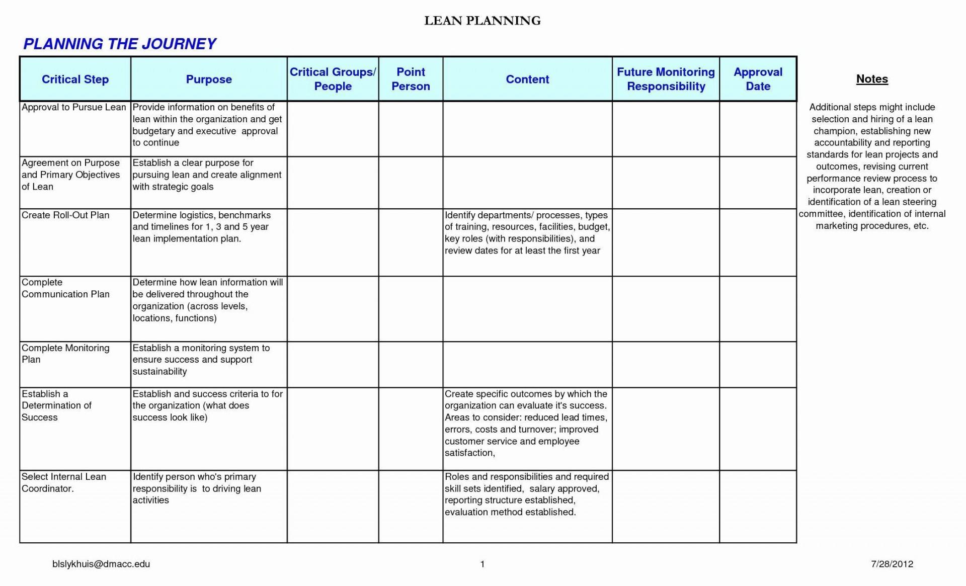 001 Stunning Internal Communication Plan Template Example  Free Pdf1920