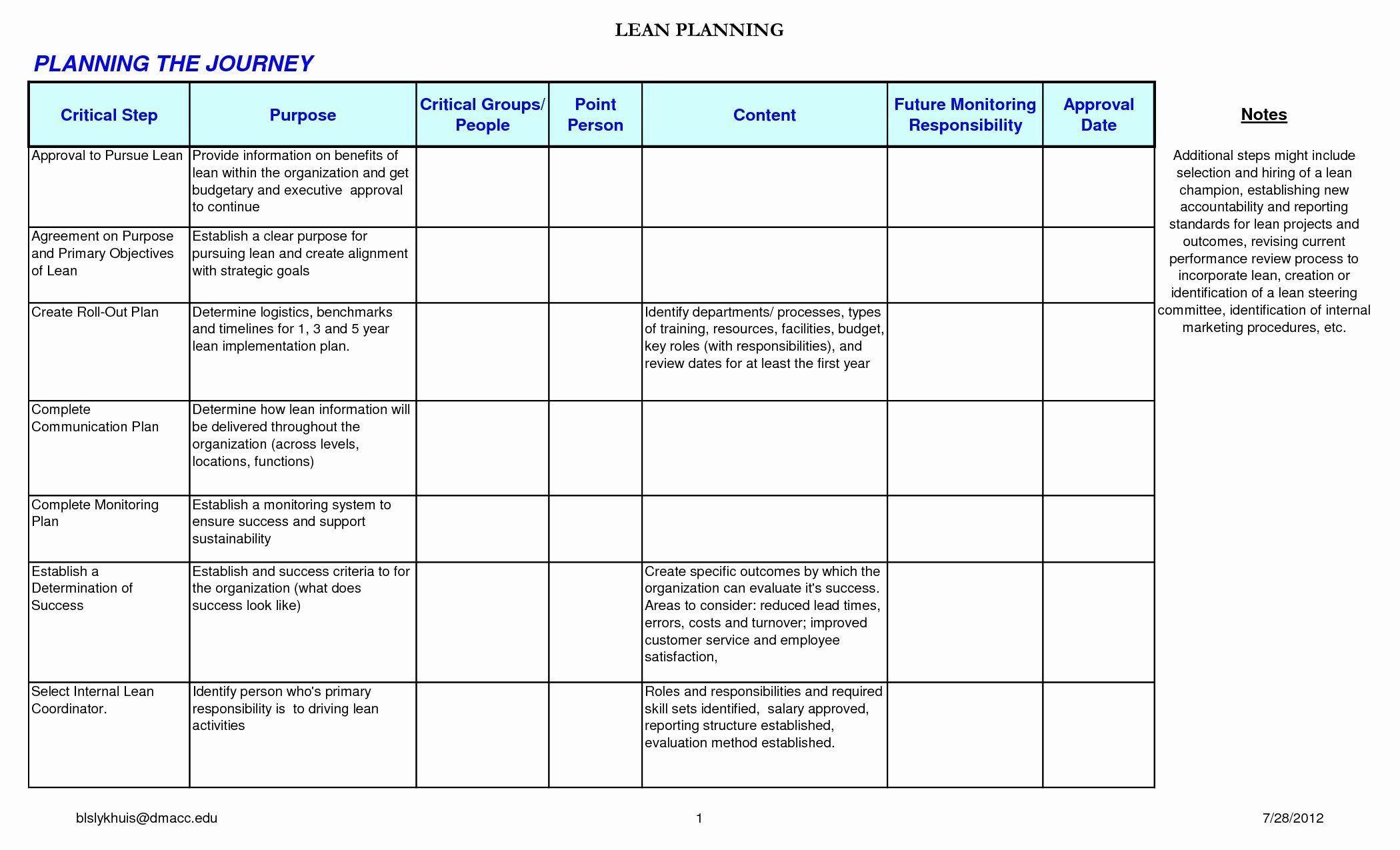 001 Stunning Internal Communication Plan Template Example  Free PdfFull