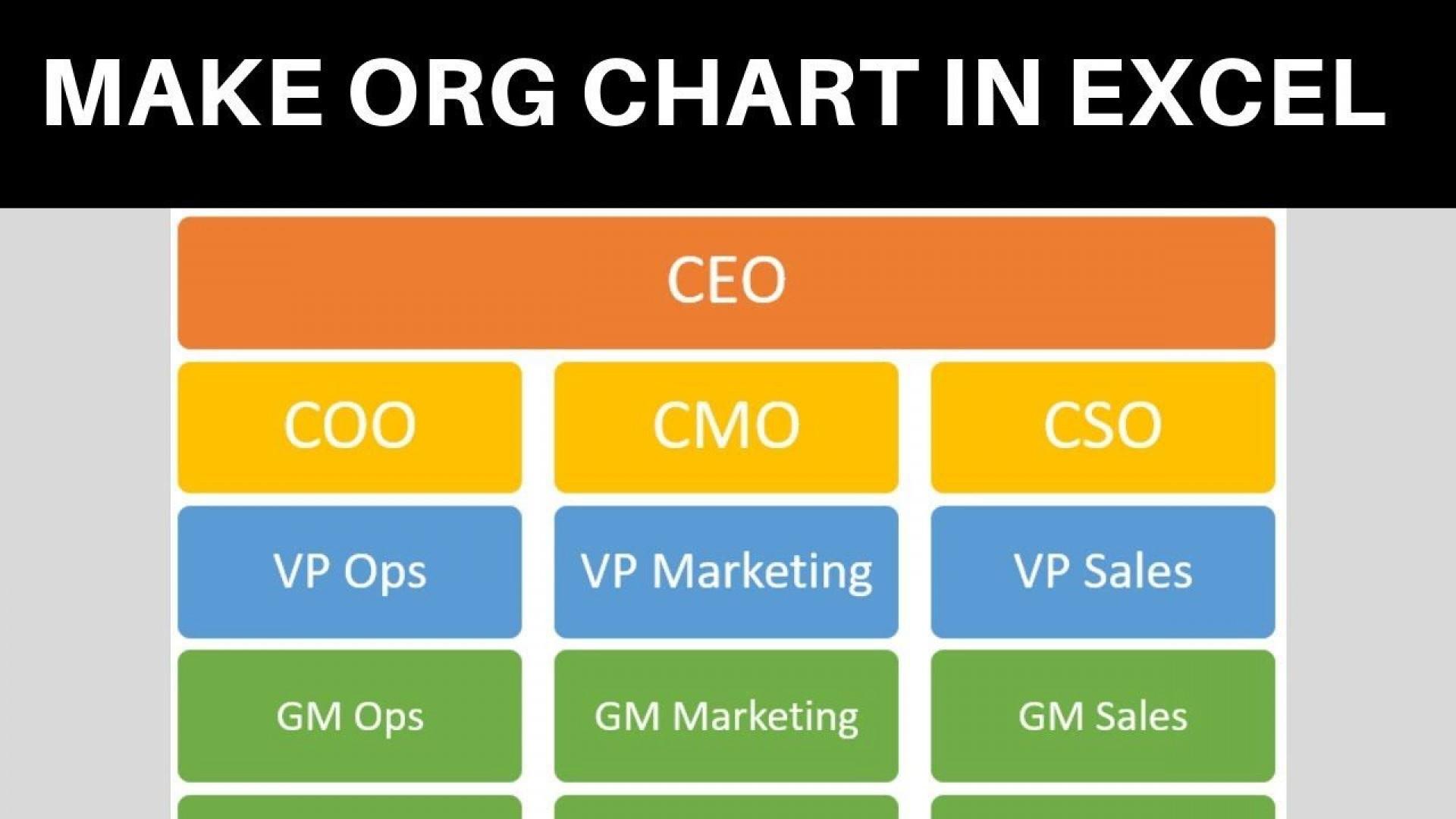 001 Stunning Org Chart Template Excel 2013 Inspiration  Organizational1920