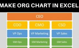 001 Stunning Org Chart Template Excel 2013 Inspiration  Organizational