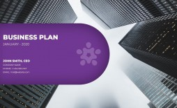 001 Stunning Startup Busines Plan Template Ppt Concept  Free
