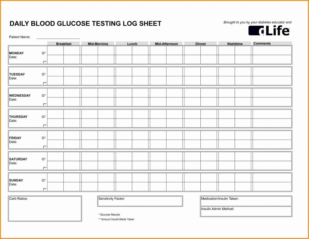 001 Stupendou Blood Pressure Log Template Inspiration  Printable Free Sheet ChartLarge