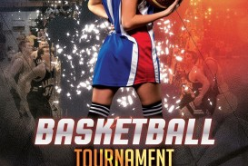 001 Stupendou Free Basketball Flyer Template Photo  Game 3 On Tournament Word