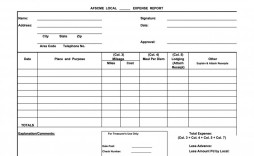 001 Stupendou Free Blank Expense Report Form Photo  Forms Template