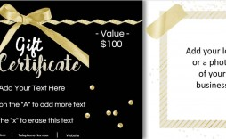 001 Stupendou Free Template For Gift Certificate Image  Printable Birthday Mac In Word
