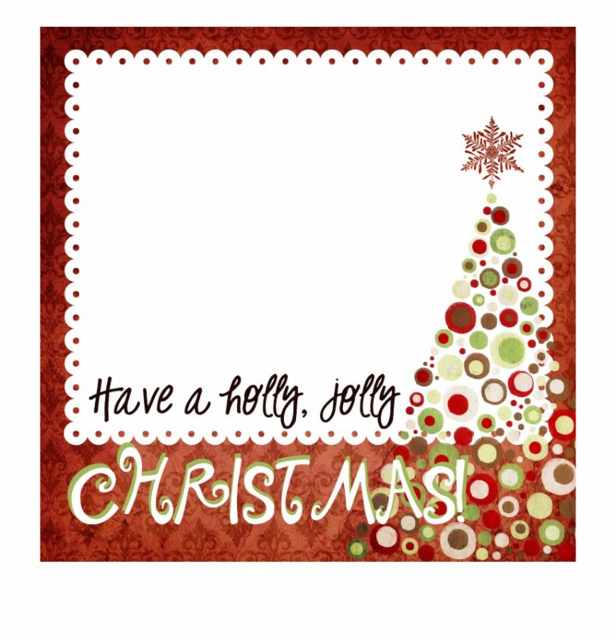 001 Stupendou Holiday Card Template Free Idea  Christma Gift Word Recipe For