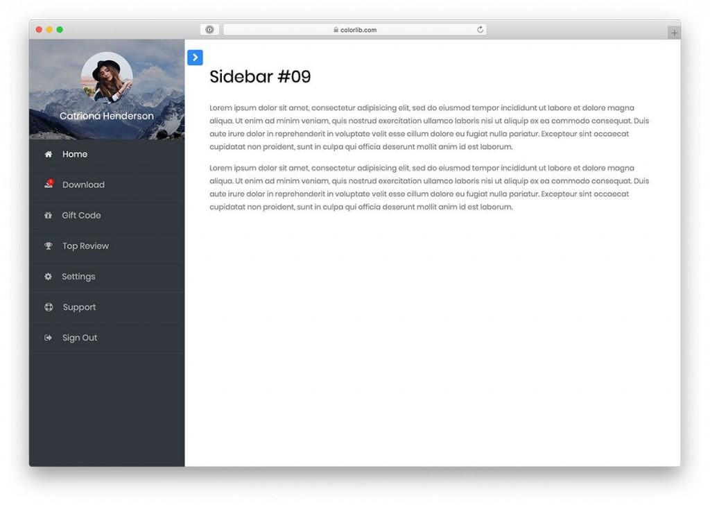 001 Stupendou Html Menu Bar Template Free Download High Definition  CsLarge