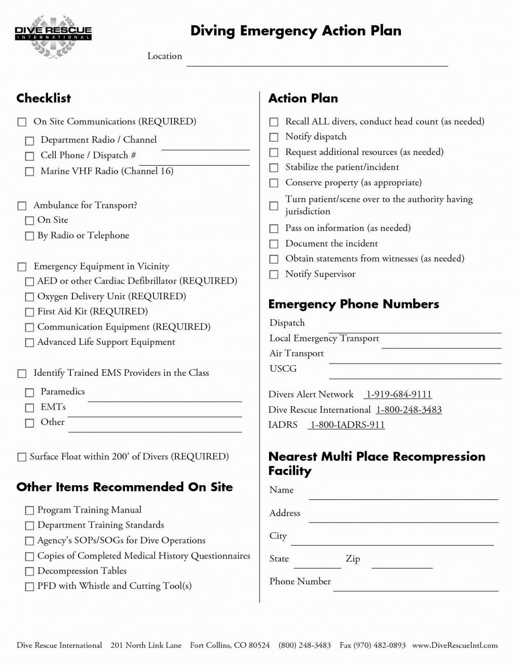 001 Stupendou Incident Action Plan Template Highest Quality  Fire CorrectiveLarge