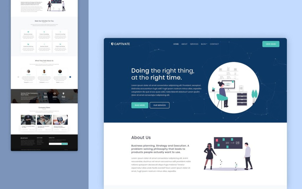 001 Stupendou Product Website Template Html Free Download Highest Clarity  With CsLarge