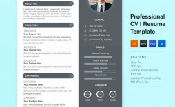 001 Stupendou Professional Cv Template 2019 Free Download Idea