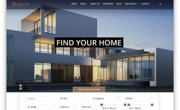 001 Stupendou Real Estate Website Template High Resolution  Templates Bootstrap Free Html5 Best Wordpres