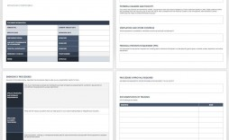 001 Stupendou Standard Operating Procedure Template Word High Definition  Example Free Microsoft Download