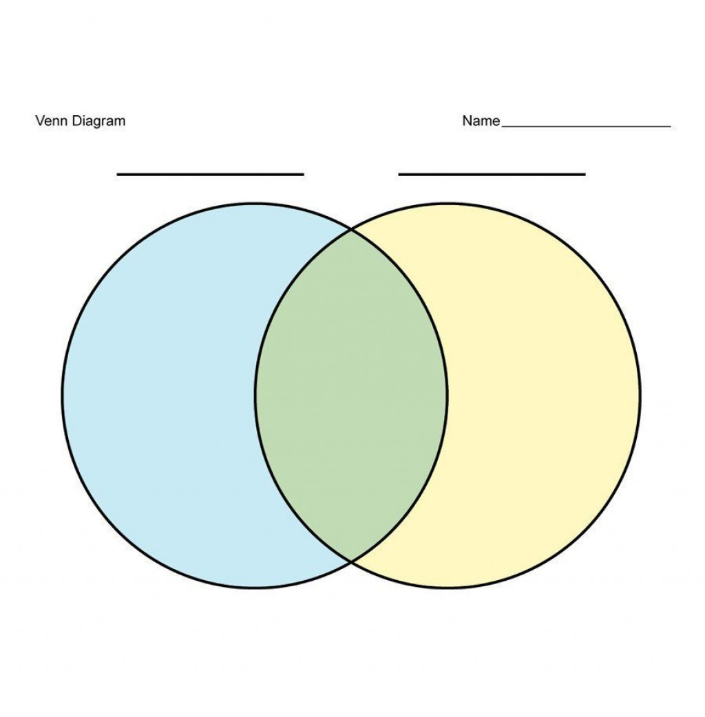 Venn Diagram Template Word Addictionary