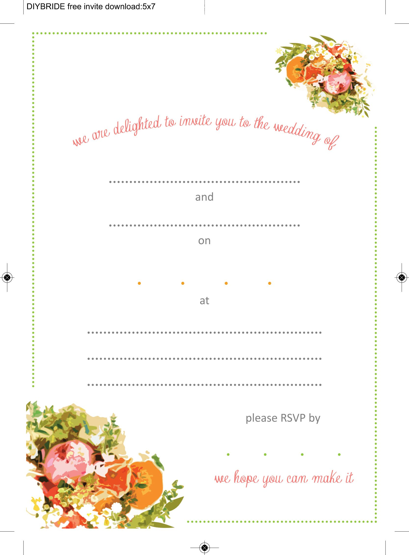 001 Stupendou Wedding Invitation Template Word High Definition  Invite Wording Uk Anniversary Microsoft Free MarriageFull