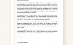 001 Surprising College Letter Of Recommendation Template Concept  Writing Scholarship From Employer