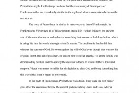 001 Surprising Frankenstein Essay Picture  Critical Pdf Question Who I The Real Monster