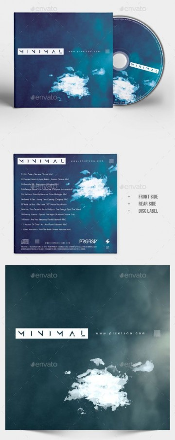 001 Surprising Free Cd Cover Design Template Photoshop High Def  Label Psd Download360
