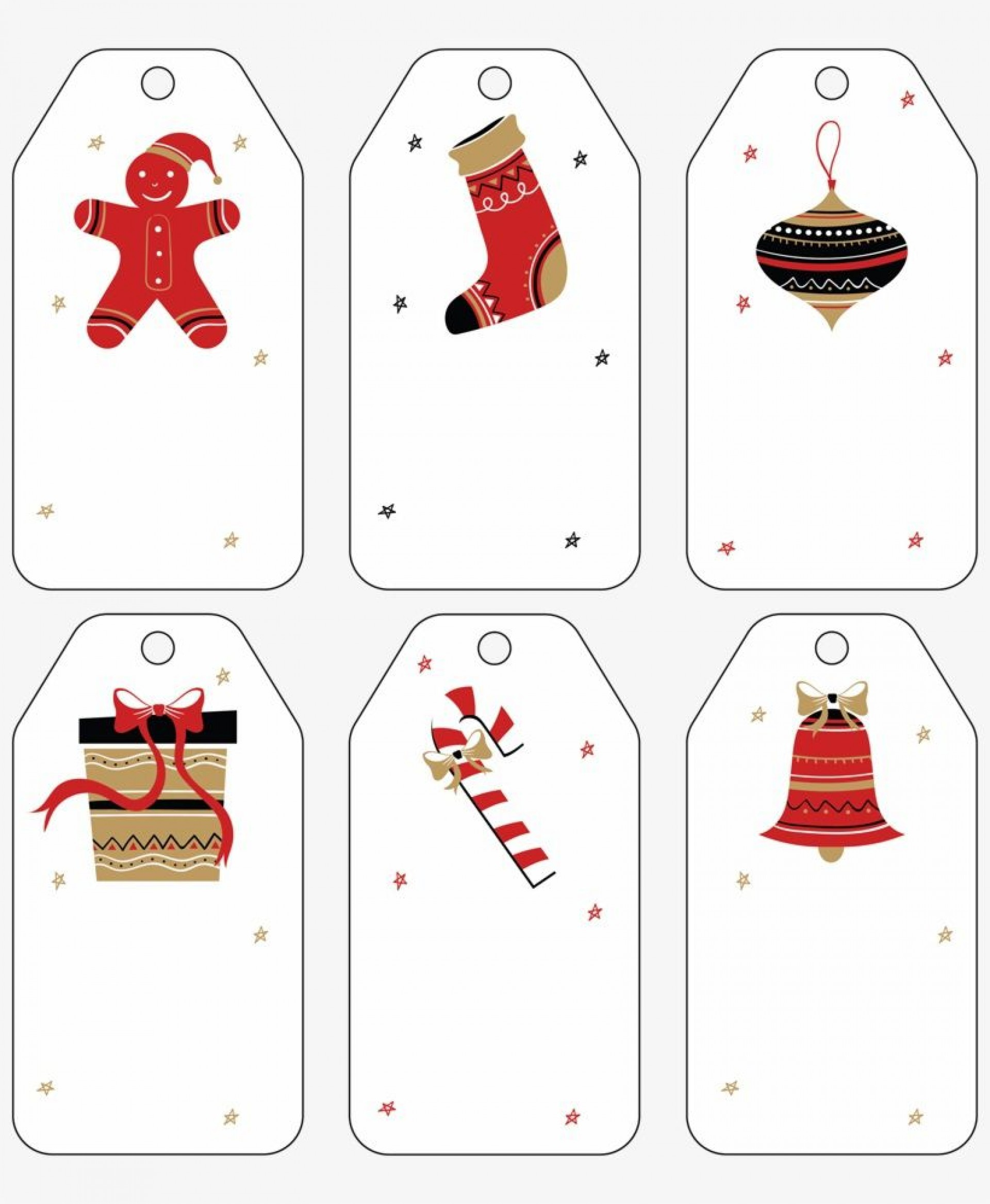 001 Surprising Free Gift Tag Template High Def  Templates Downloadable Christma Printable For Word To Print1920