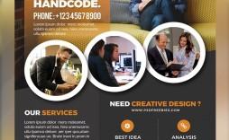 001 Surprising Free Psd Busines Brochure Template Image  Templates Flyer 2018 Corporate