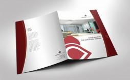 001 Surprising Half Fold Brochure Template High Resolution  Free Microsoft Word Indesign