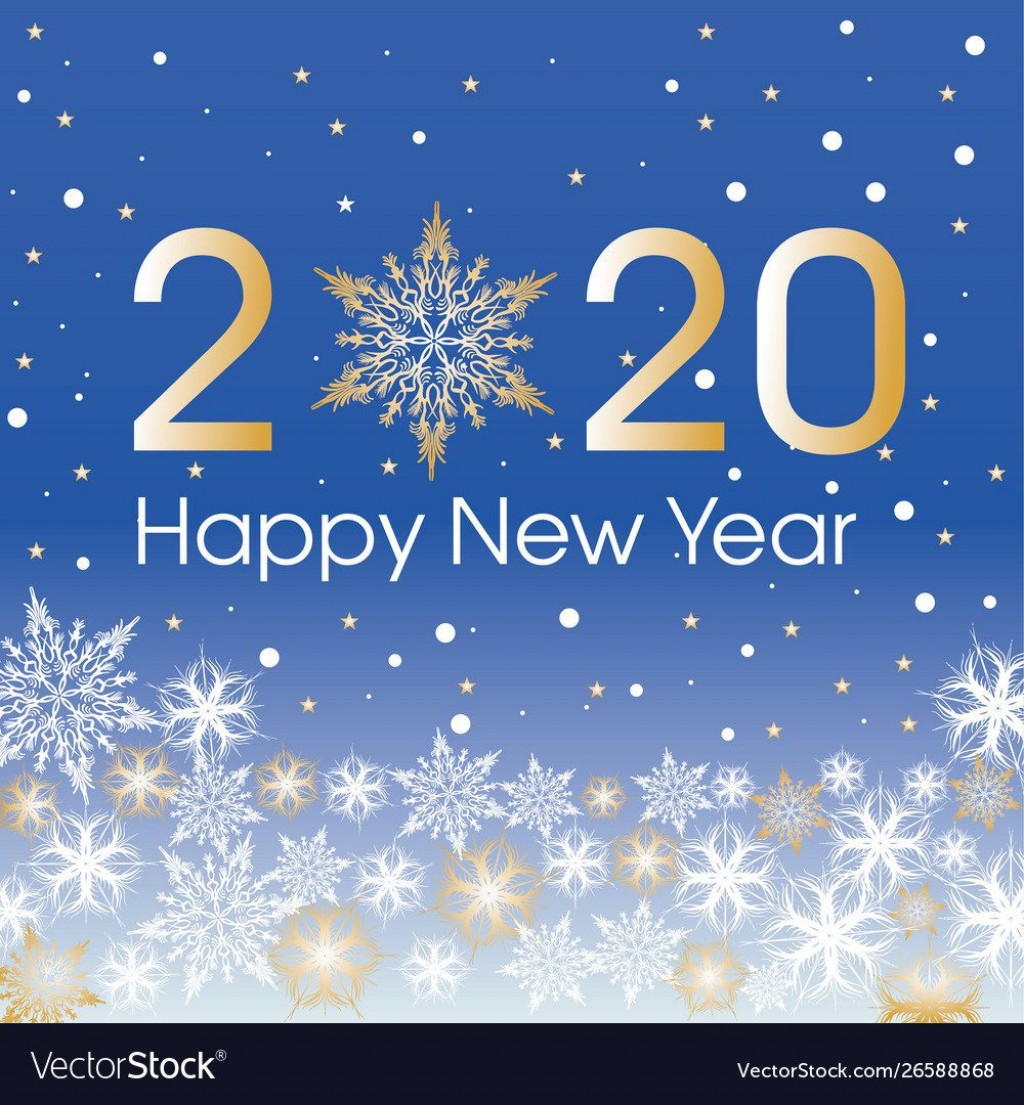 001 Surprising New Year Card Template High Def  Happy Chinese 2020 FreeLarge