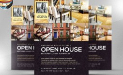 001 Surprising Open House Flyer Template Word Inspiration  Free Microsoft School