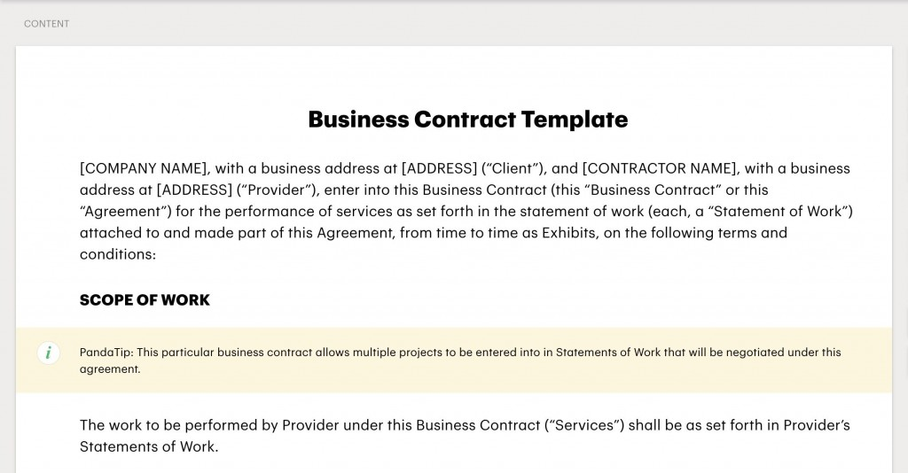 001 Surprising Term Of Agreement Template Highest Quality  Service Contract Busines UkLarge