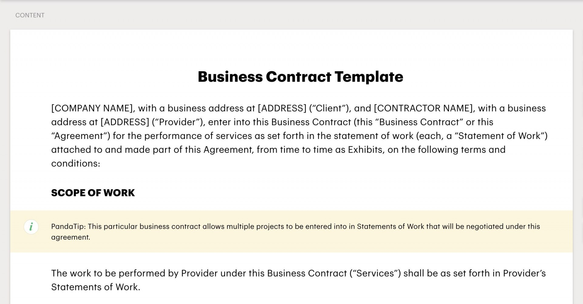 001 Surprising Term Of Agreement Template Highest Quality  Service Contract Busines Uk1920