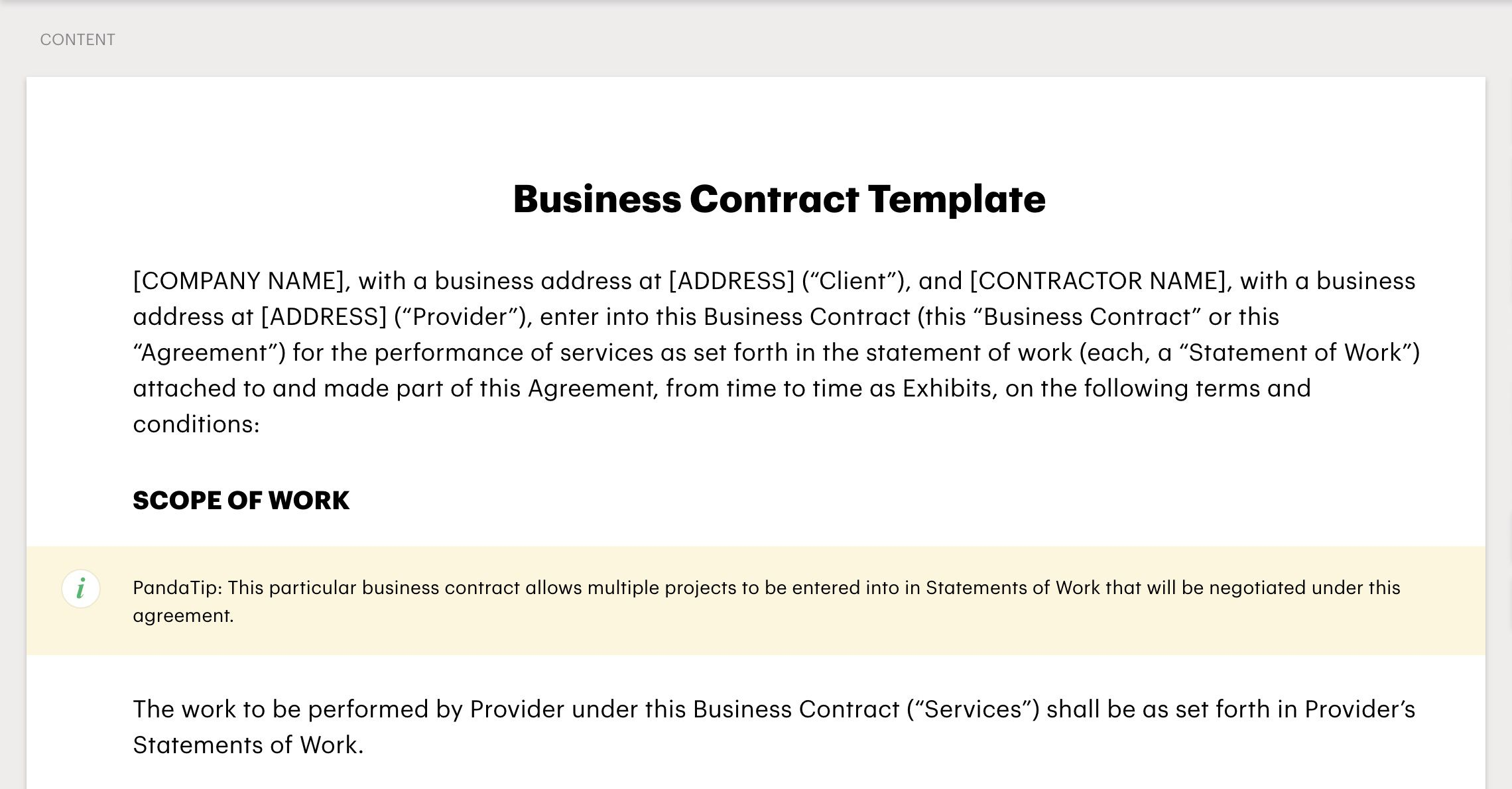 001 Surprising Term Of Agreement Template Highest Quality  Service Contract Busines UkFull