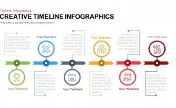 001 Surprising Timeline Example Presentation Design  Project Slide Template