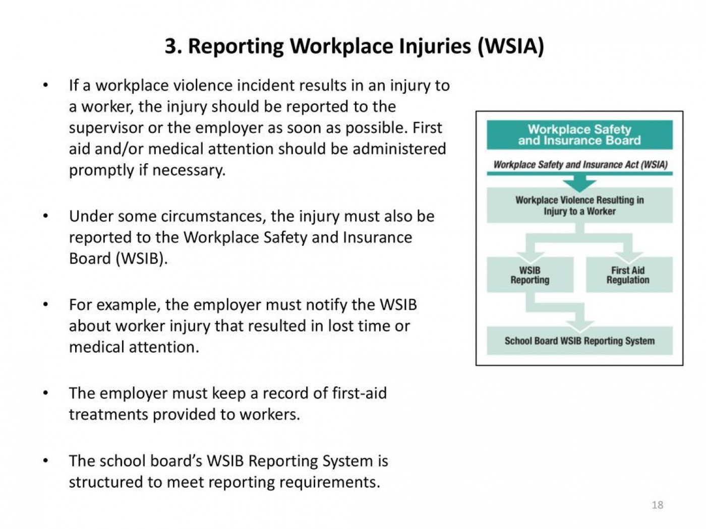 001 Surprising Workplace Violence Incident Report Form Ontario Example 1400