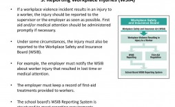 001 Surprising Workplace Violence Incident Report Form Ontario Example